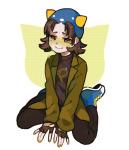 bim0ngsam0ng crying nepeta_leijon sadstuck sitting