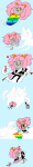 babies blood crying death_420 fanlusus fantroll grubs heart impalement karkat_vantas lusus sailor_fuku sakura_katana shipping sugoi_quest_for_kokoro