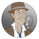 fan headshot pickle_inspector problem_sleuth_(adventure) sannam solo