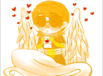 apple_juice davesprite heart request shortcakeliz solo sprite