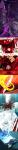 aspect_symbol babies blood bro broken_source dave_strider dead dreamself felt_duds godtier headphones heart_aspect impalement knight lyricstuck red_baseball_tee red_plush_puppet_tux regina_spektor rose_lalonde sxae time_aspect unbreakable_katana