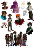 action_claws apple_cider aradia_megido art_dump artificial_limb blood breath_aspect dave_strider dead_aradia dirk_strider dogtail dogtier dragon_cape drug_use fairy_dress fantroll fashion feferi_peixes fefetasprite flowers four_aces_suited gamzee_makara girls godtier heir incest jade_harley john_egbert kanaya_maryam lusus multishipping neorails nepeta_leijon no_glasses no_shirt plushie red_baseball_tee redrom roxy_lalonde shipping sketchcomplex space_aspect sprite suit tavros_nitram terezi_pyrope tinkerbull vriska_serket witch wonk