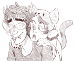 grayscale lemon_lime mizby nepeta_leijon redrom request shipping sollux_captor