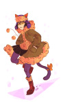 casual deebree fashion nepeta_leijon solo winter