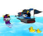 blackrom eridan_ampora grubs pirateshipping q-dormir shipping vriska_serket zodiac_symbol