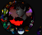 alternians andarix aradia_megido artist_collaboration chalk equius_zahhak eridan_ampora feferi_peixes gamzee_makara grubs junglebee kanaya_maryam karkat_vantas land_of_brains_and_fire land_of_caves_and_silence land_of_dew_and_glass land_of_little_cubes_and_tea land_of_maps_and_treasure land_of_pulse_and_haze land_of_quartz_and_melody land_of_rays_and_frogs land_of_sand_and_zephyr land_of_tents_and_mirth land_of_thought_and_flow land_of_wrath_and_angels milk nepeta_leijon profile sollux_captor sopor_slime tavros_nitram terezi_pyrope vriska_serket