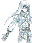 assassin's_creed crossover john_egbert limited_palette sangcoon solo