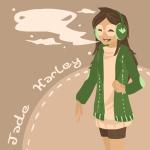 casual fashion jade_harley ray solo winter