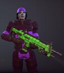 3d crossover gamzee_makara gun humanized petrosyanengeniy solo xcom