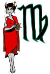 arijandro kanaya's_red_dress kanaya_maryam matriorb solo zodiac_symbol