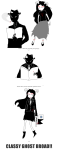aradia_megido arijandro au comic dd dead_aradia diamonds_droog fashion smoking stabdads