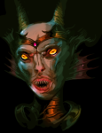 ancestors headshot her_imperious_condescension kadath no_glasses ohgodwhat solo