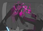 aranea_serket crossover dancestors dirk_strider kathy parody pixel request star_wars strife