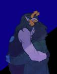 cloudykomodo equius_zahhak hug meowrails nepeta_leijon no_hat palerom shipping