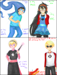 beta_kids blush breath_aspect consorts crocodiles dave_strider dress_of_eclectica godtier heir jade_harley john_egbert kayanii lunchmuffs red_baseball_tee rose_lalonde squiddlejacket sweet_bro_and_hella_jeff text