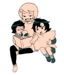book f1a910 hiveswap joey_claire jude_harley mom