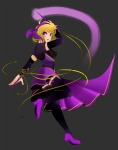 crossover fashion ray rose_lalonde rwby solo