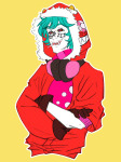 admantist body_modification crossover dancestors facepaint kankri_vantas matryoshka solo trickster_mode vocaloid