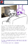 ask crossover dangerdagner gamzee_makara karkat_vantas legend_of_korra text