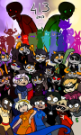 413 all_kids alpha_kids alternians aradia_megido aranea_serket arms_crossed beforans beta_kids breath_aspect caliborn calliope cast_ensemble cherubim chucklevoodoos cronus_ampora damara_megido dancestors dave_strider dirk_strider dream_ghost equius_zahhak eridan_ampora feferi_peixes freckles gamzee_makara gash_sash godtier heart_aspect heir hope_aspect horuss_zahhak jade_harley jake_english jane_crocker john_egbert kanaya_maryam kankri_vantas karkat_vantas knight kurloz_makara latula_pyrope life_aspect light_aspect maid meenah_peixes meulin_leijon mituna_captor nepeta_leijon no_hat page porrim_maryam prince rainbow_drinker rogue rose_lalonde roxy_lalonde rufioh_nitram seer silhouette slightly-gay-pogohammer sollux_captor space_aspect sweat tavros_nitram terezi_pyrope thumbs_up time_aspect void_aspect vriska_serket witch wonk