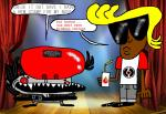 apple_juice dave_strider karkat_vantas tentabrobpy text word_balloon