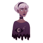 forecastoctopus pixel rose_lalonde solo transparent welcome_to_night_vale