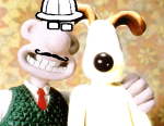1s_th1s_you becquerel crossover grandpa image_manipulation multiversalink wallace_and_gromit