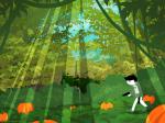 ganemi hellmurder_island jake_english panel_redraw pistols pumpkin solo trees