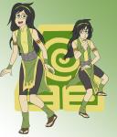 avatar_the_last_airbender crossover jade_harley kamden solo