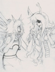 ancestors blindfang marquise_spinneret_mindfang neophyte_redglare shipping sketch