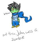 crossover doom doom:_repercussions_of_evil gloomaviator godtier heir john_egbert punstuck solo zombiestuck