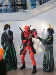 ancestors cosplay crossover deadpool grubs marvel real_life the_dolorosa the_sufferer