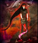 battlefield blood decapitation godtier heir john_egbert princemuffin psychojohn solo