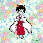 crossover flowers kanaya_maryam okami solo source_needed