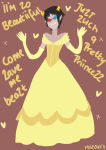 beauty_and_the_beast crossdressing disney linkie-luva sollux_captor solo