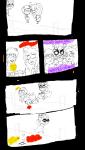 2spooky aradia_megido comic crossover eridan_ampora heart highlight_color redrom shipping sollux_captor the_marvelous_misadventures_of_flapjack