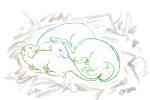 dinosaurs dinostuck equius_zahhak gemnasium jade_harley meowrails nepeta_leijon palerom shipping thislousytshirt