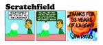 andrew_hussie comic crossover doc_scratch garfield wariofan63