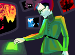ectobiology john_egbert junior_ectobiologist's_lab_suit solo source_needed sourcing_attempted