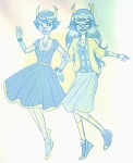 arm_in_arm fashion formal kanaya_maryam limited_palette prettyflyforaredspy redrom shipping spidermoth vriska_serket