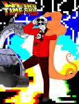 back_to_the_future broken_source crossover dave_strider davesprite red_plush_puppet_tux sprite