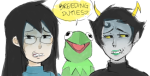 crossover frogs headshot jade_harley kanaya_maryam source_needed sourcing_attempted the_muppets