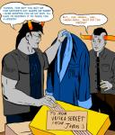 crossover dc inexact_source octopole parody superman tavros_nitram vriska_serket